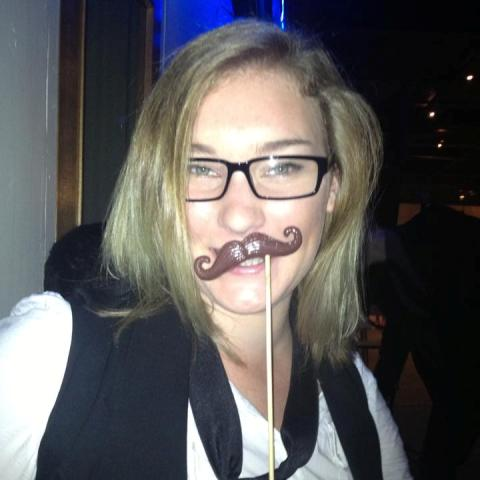Hayley Hogen-Esch, Unihall Event Manager