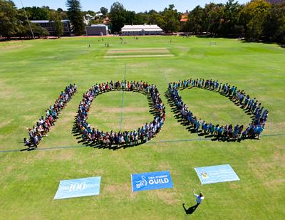 UWA 100th Anniversary